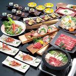 日本海庄や - 料理写真:喜コース
