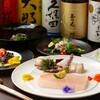 Sushiyuuya - 料理写真:岩塩盤で食べるお刺身