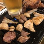 鳥焼肉 バードン -