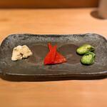 串揚げ 依知川 - 2020年 前菜