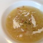 オステリア・デル・アランチョ - ■スープ