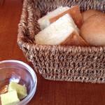 オステリア・デル・アランチョ - ■パン