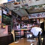 サファリ アフリカンレストランバー - 店内
