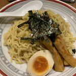 126403973 - 東京豚骨つけ麺の麺。