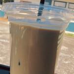 シーエムツー カフェ - アイスロイヤルミルクティー テイクアウト