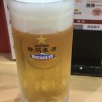 126411333 - 静岡麦酒樽生