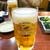 居酒屋つかさ - ドリンク写真:生ビール