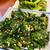 居酒屋つかさ - 料理写真:ほうれん草のごま和えと小松菜とお揚げさんの炊いたん