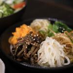 yakinikuwashino - 6種野菜のナムル