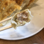 とんきっき - 肉餃子