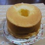 野の花シフォン - クリームチーズ、840円