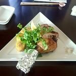 ハマトラ - 長州どり骨付き鶏モモかりっとオーブン焼