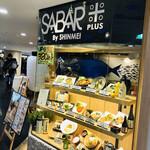 SABAR+ - オシャレななんばCITY内の人気店ですヽ(´▽`)/
