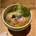126424519 - 煮干し塩わんたんチャーシュー麺 1650円