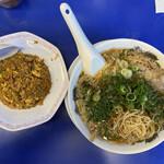 来来亭 - 料理写真:チャーハン定食