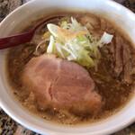 麺処 蓮海 - 醤油ラーメン