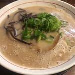 ドン.チードル - 料理写真:淡麗醤油