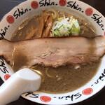 にぼshin. - 煮干し醤油ラーメン
