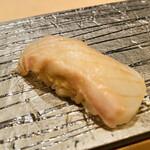 鮨わたなべ - 前半の『寿司8貫』