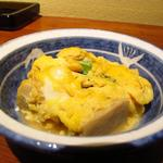 タバーン・ザ・カネサ - 高野豆腐の卵とじ