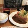 洋食の藤 - 料理写真:洋食の藤の原点が、この「牛ヒレビフカツ」です(2020.2.29)