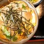 そば善 - 親子丼(単品)