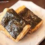 そば善 - 揚げ餅