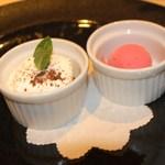 香材創作食房 アーユ - 3000円コース デザート