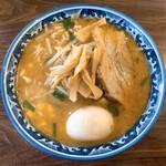 成屋 - 料理写真:濃厚北海道味噌ラーメン