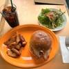 PEPE KITCHEN - 料理写真:ペペキッチン@弘前 ベーコンチーズエッグバーガー ランチ(1300円)