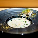 しまなみふれんち Murakami - 白菜 カラスミ