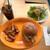 ペペキッチン - 料理写真:ペペキッチン@弘前 ベーコンチーズエッグバーガー ランチ(1300円)