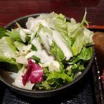 居酒屋 たなか畜産 - サラダ