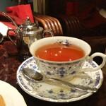 古城 - 紅茶。