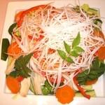 はなわ - 新鮮野菜と真空調理の絶品鶏肉