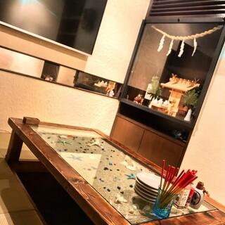 風情も味も沖縄を感じて、ゆったり過ごす贅沢なプライベート時間
