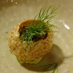 リストランテ カルド - 前菜(オールブラン)