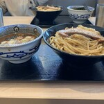 麺屋 たけ井 - つけ麺大②