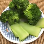 道の駅 日光街道ニコニコ本陣 - 菜々緒さんは高校生の時 お弁当はブロッコリーだけだったそうです☆