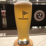 PRIMORDIAL CAFE&CRAFT BEER - ・Colored Peach Clover Z R 1,200円 (Derailleur Brew Works:大阪府)