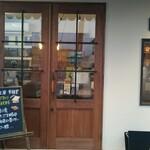 パン工房 幸福堂 - 入口