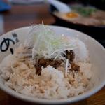 めん虎 - 麺屋 めん虎 チャー丼