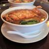 担々亭 - 料理写真:豚ロースラーメン