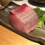126464626 - スジガツオ(ハガツオ)。分厚い!美味しい!