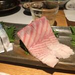 126464634 - サワラ!岡山に来たら是非、生のサワラを食べてください。