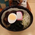 がんぎ - 椎茸五目そば 530円