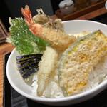 ISOGAMI FRY BAR - 天丼