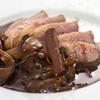 ベルエキップ - 料理写真:仔鴨のロースト