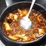 中華料理 福源樓 - 料理写真:四川風麻婆豆腐