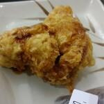 丸亀製麺 - 料理写真:天ぷら(かしわ)